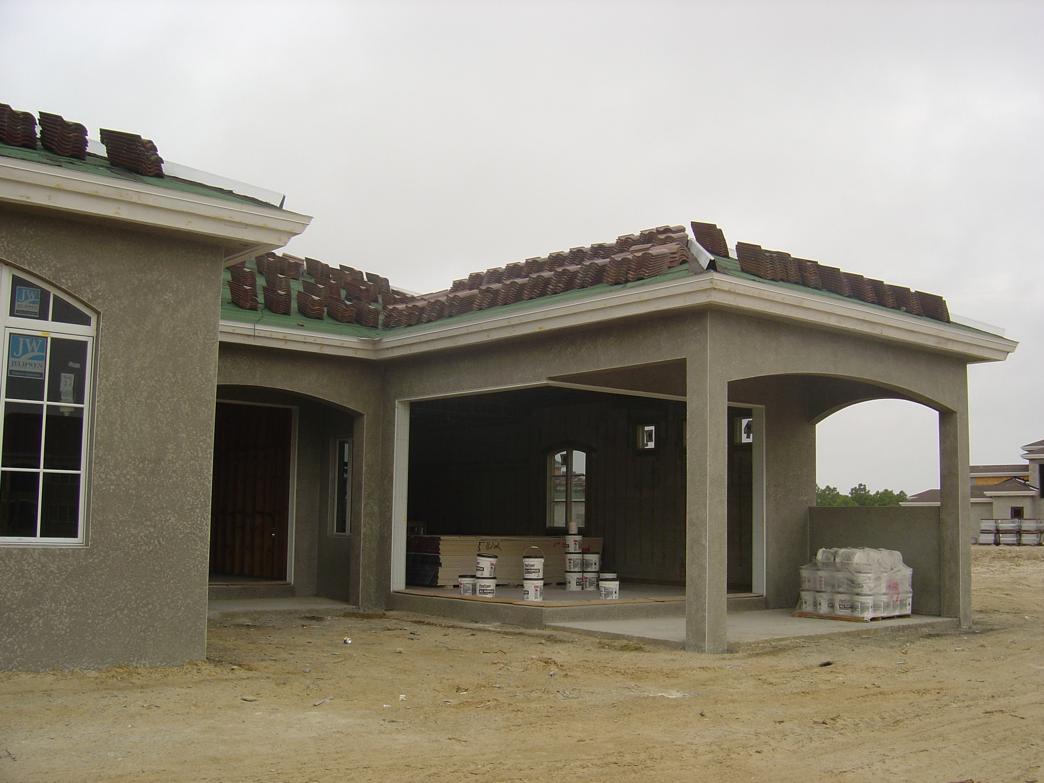 What we do for Concrete homes texas